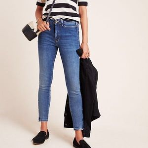 Pilcro and Letterpress Skinny Anthropologie Jeans
